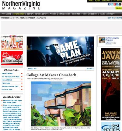 Northern VA Magazine Blog Post