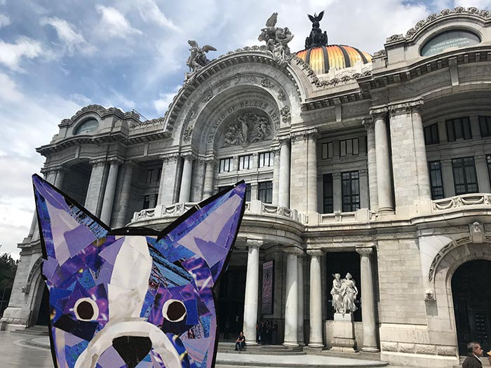 Bosty goes to Mexico City