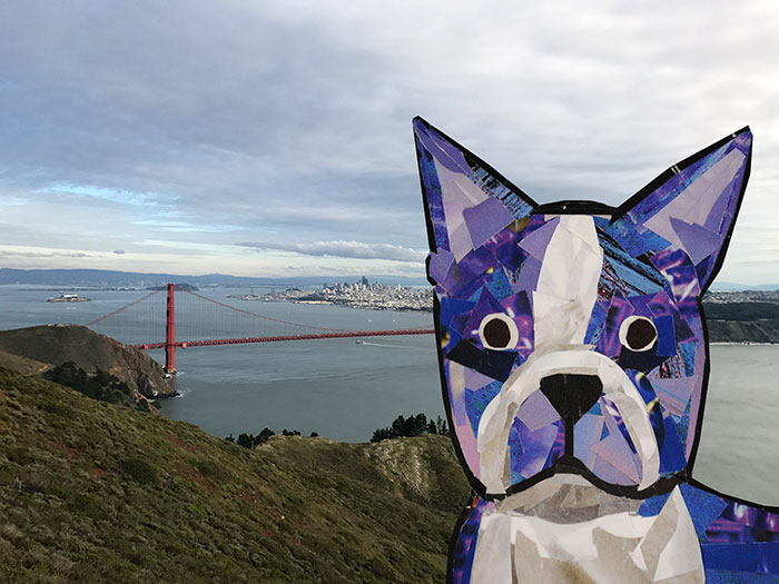 Bosty goes to San Francisco