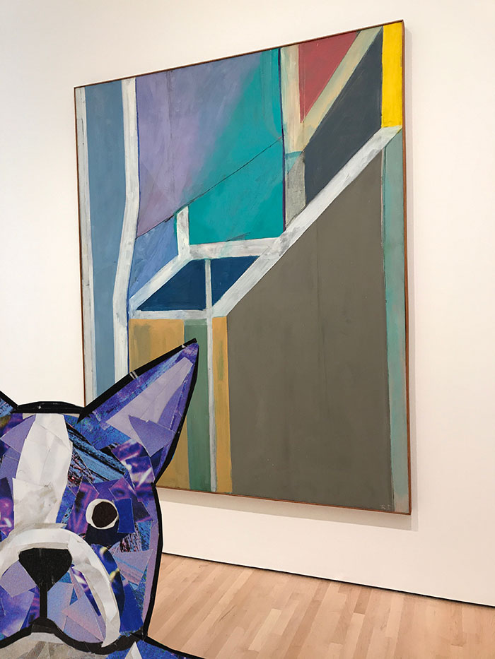 Bosty goes to SFMOMA