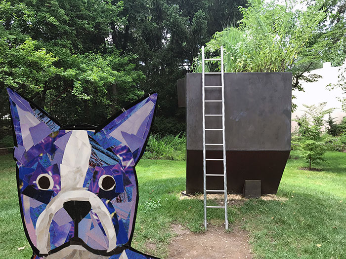 Bosty goes to Grounds for Sculpture