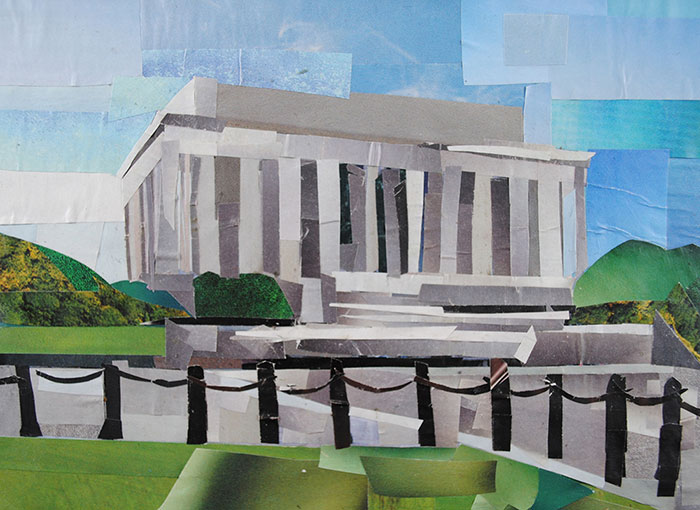 Lincoln Memorial by Megan Coyle