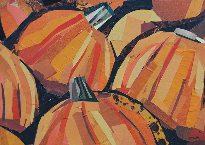 Pumpkin Patch by Megan Coyle