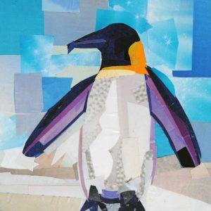 Purple-Penguin