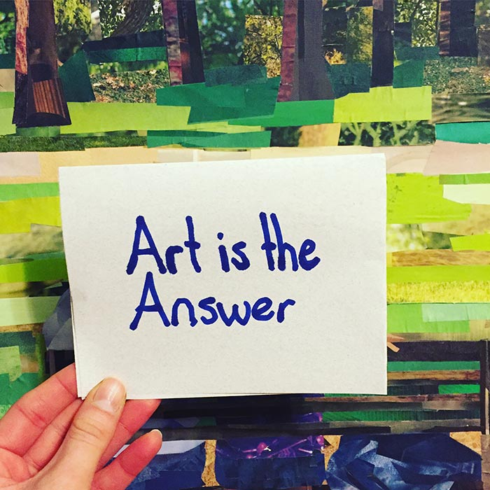 art-is-the-answer