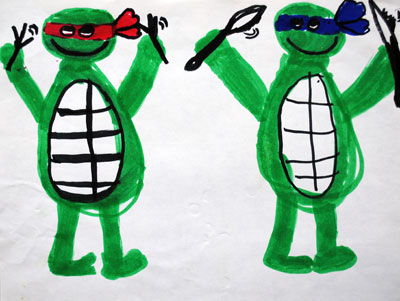 childhood-art-ninja-turtles-2