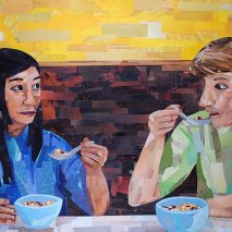 Title: Dinner for Two