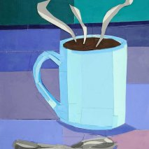Title: Winter Coffee