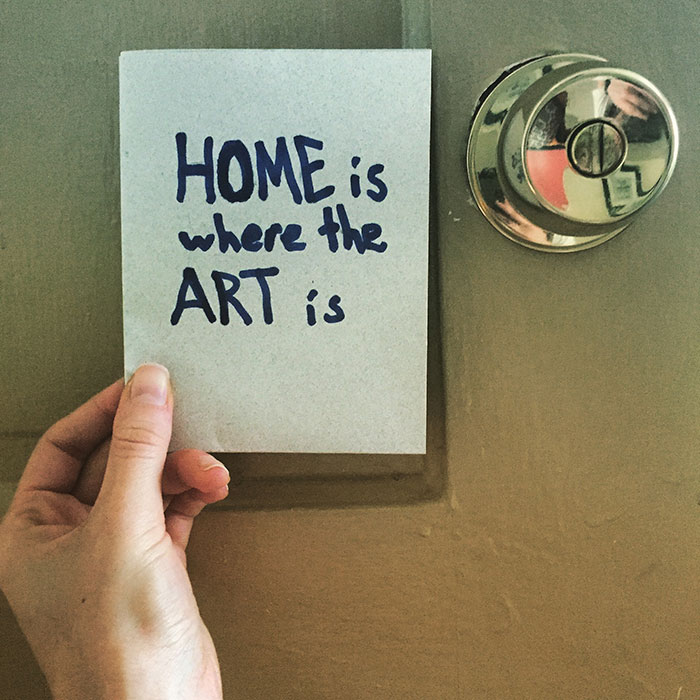 home-is-where-the-art-is