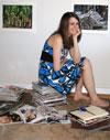 Collage Artist Megan Coyle
