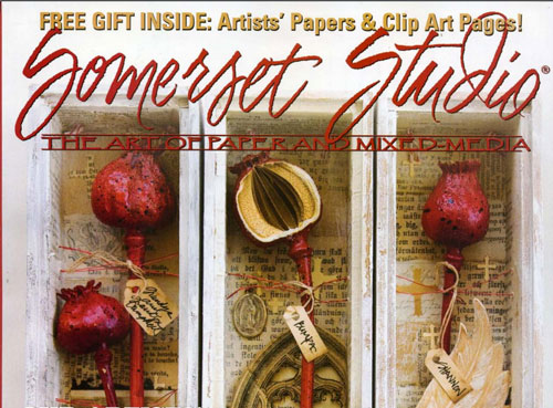 Somerset Studio feature on Megan Coyle