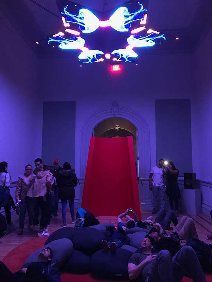 The Art of Burning Man at Renwick Gallery