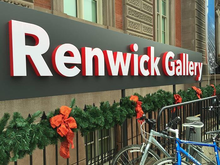 WONDER at Renwick Gallery